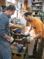 Wood Carving Tool Forging Classes