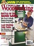 Read David Calvo's woodcarving article in Popular Woodworking, November 2006