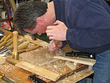 Old-World Wood Carving Classes and Workshops • Wood Carving